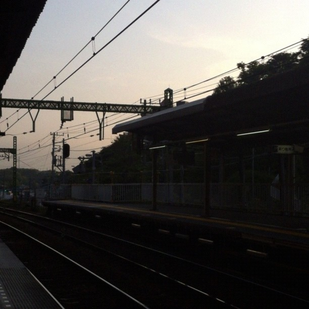 Good morning. #station - @tetsuyak9- #webstagram