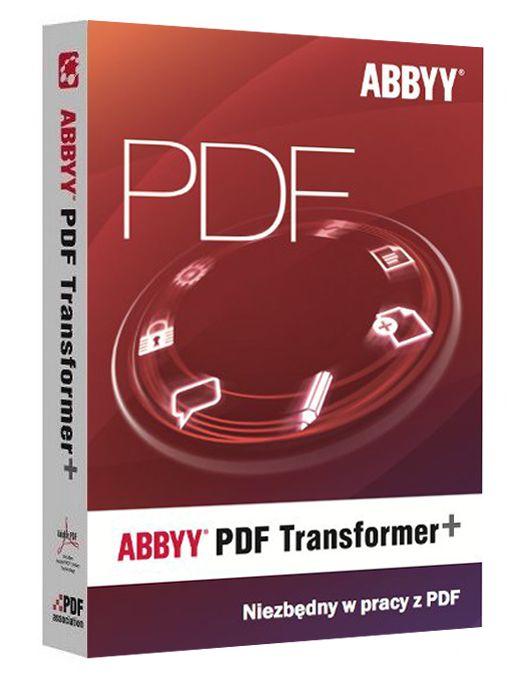 ABBYY ESD ESD PDF Transfomer+ EDU/NPO