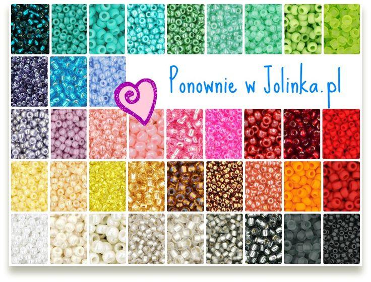 Jolinka.pl - Wszystko, co chciałbyś wiedzieć o koralikach https://jolinka.pl/