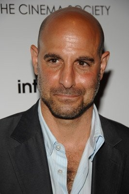 Stanley Tucci - one of my favorite actors ever. I love everything he's in and he's undeniably handsome!