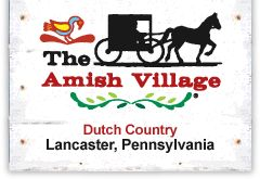 """The Amish Village in Lancaster County PA. """"an authentic look at today's Amish lifestyle. Located on 12 scenic acres, The Amish Village lets visitors tour an authentic Amish property, including a one-room schoolhouse, blacksmith shop, smokehouse market and more"""" for video tours see http://theamishvillage.net/pa-amish-video-tour/"""