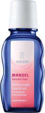 Купить Миндальное масло для лица - Weleda Mandel GesichtsOl на makeup.com.ua — фото N1
