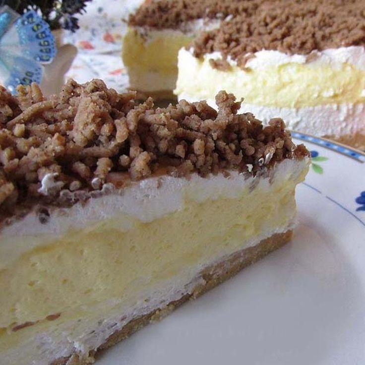 Örülhetnek a lisztérzékenyek és a cukorbetegek, no meg a fogyókúrázók, mert ez a torta kifejezetten nekik készült. Igazán finom...