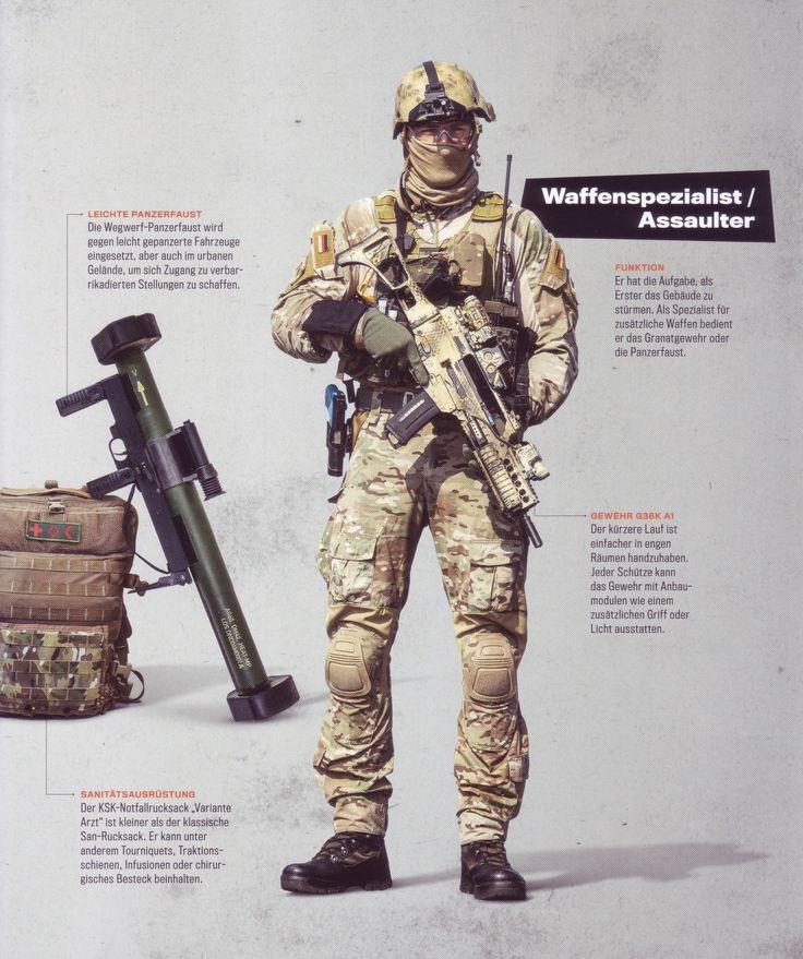 "Bundeswehr Kommando Spezialkräfte KSK (German Army SF) ""assaulter"" hires ==> http://abload.de/img/4gryyjmw.jpg"