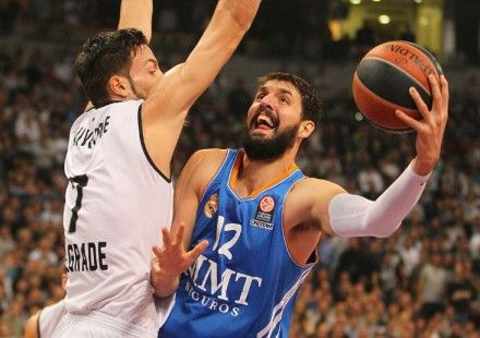 El Madrid ya da por perdido a Mirotic para la próxima temporada, según Onda Cero  #basket #realmadrid #fichajes #baloncesto #kiaenzona
