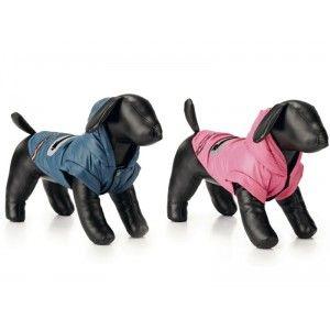warme jas voor kleine honden
