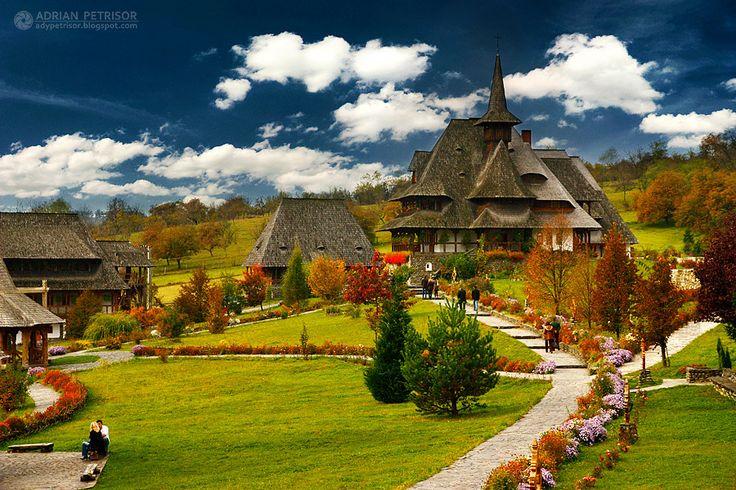 Barsana Monastery by Adrian Petrisor on 500px
