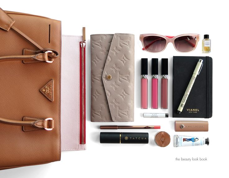 The Beauty Look Book: Inside My Bag