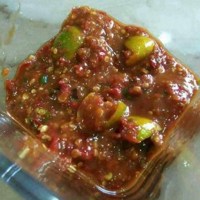 Resepi Sambal Belacan Terangkat Kompilasi Himpunan Resepi Resep Makanan Memasak Resep