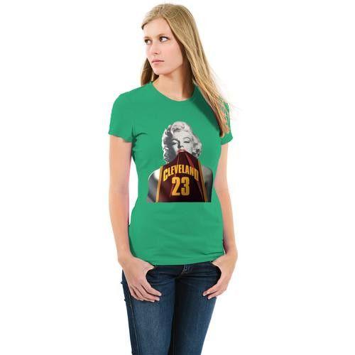 Marilyn Monroe Cleveland 23 T-Shirt