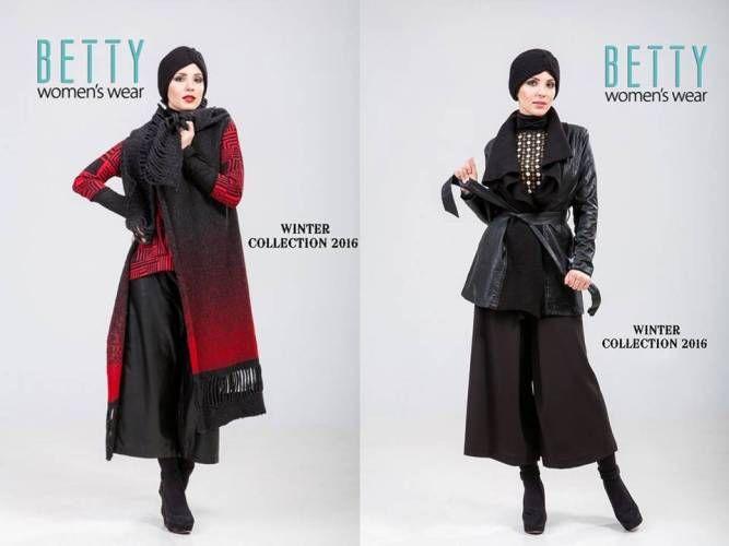 hijab winter trends