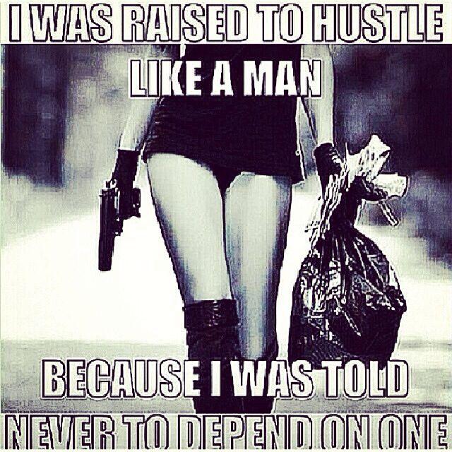 Think like a man act like a woman