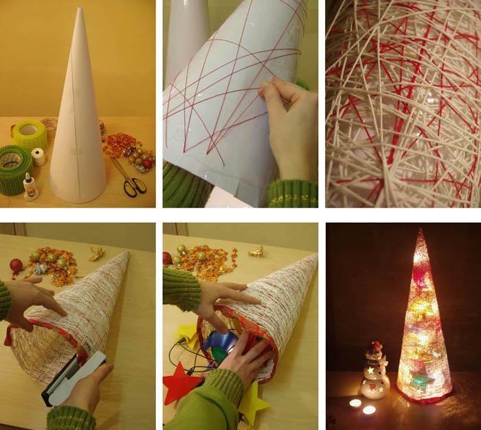 Toffe manier om met de leerlingen van de tweede graad te knutselen rond kerstmis. De leerlingen kunnen eerst hun nieuwjaarsbrief voorlezen en dan dit lichtje geven. Een origineel cadeau dus.