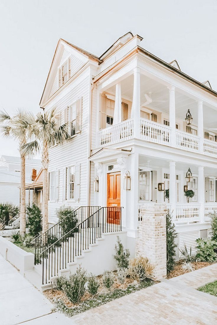 House Decor Industrial Style Interior Design Outdoor Decor Room Decor Transitional Style Wal Beach House Exterior Dream House Exterior Dream Beach Houses