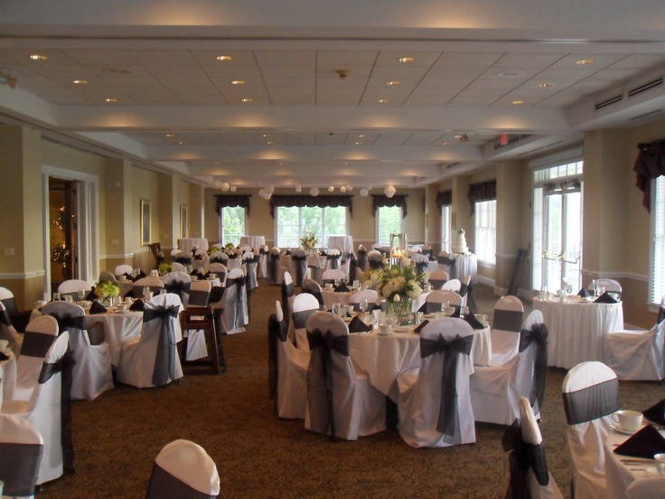 Inside Reception At Heritage Golf Club Weddings Pinterest