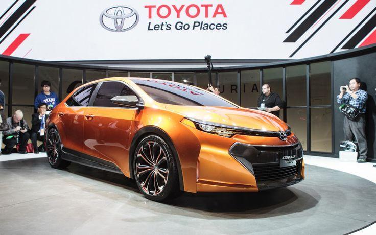 Nice Toyota Corolla 2017: 2016 Toyota Corolla Furia Concept And Price | 2016 - 2017 Auto Reviews