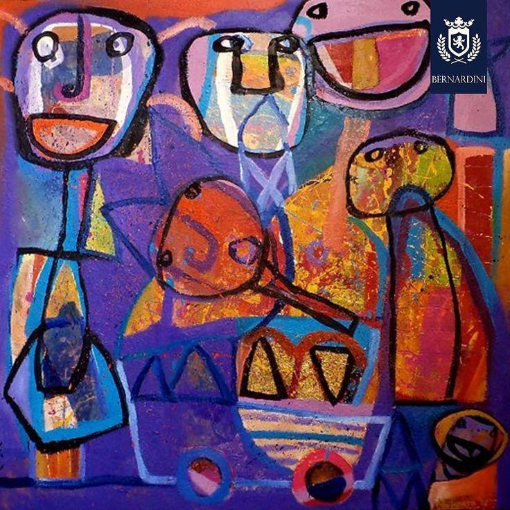 """Título: """"Los pescadores de tegogolos"""" Acrílico sobre tela 120 x 120 cm . .  Para más información comunícate con nosotros vía telefónica al cel 8117809521📲 o Mensaje 📩  www.bernardiniartgallery .com  #art #arte #mexico #polanco #oaxaca #torreon #puebla #monterrey #galeriadb #galeriadearte #artgallery #investart #inviertearte #galeriadbtorreon #galeriadboaxaca #galeriadbsanpedro #galeriadbpuebla #galeriadbpolanco #instaart #instaartist #artoftheday #artoninstagram #contemporaryart…"""