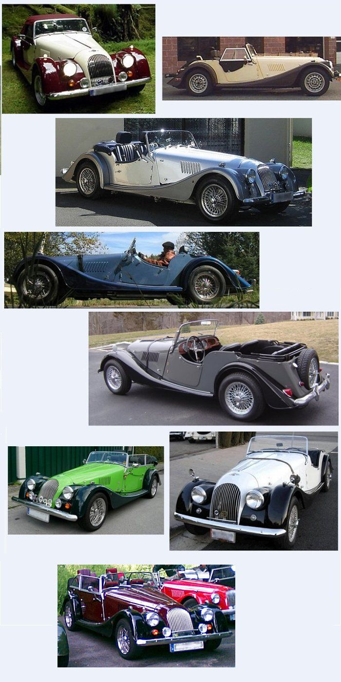 157 best morgan images on pinterest morgan cars car and reverse this thread is for pictures of the various traditional morgan models including but not vanachro Images