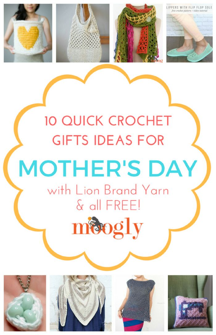 Knitting Gifts For Mum : Best mother s day crochet and gifts images on
