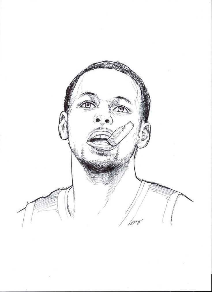 366 best Steph Curry images on Pinterest Basketball, Golden state - fresh nba coloring pages of lebron james