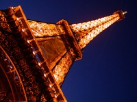 Eiffel Tower Dinner: Enjoy a delicious 3-course meal at the specially designed, airship-style 58 Tour Eiffel restaurant, on the 1st floor of the Eiffel Tower. The elegant restaurant is 95 meters (311 feet) above sea level and 58 meters (190 feet) above ground level, with scenic views over the Seine to the Trocadero from its large picture windows. After dinner, take a one-hour evening cruise on the Seine River and tour Paris' floodlit monuments at night.