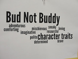 Bud, Not Buddy Character Traits, Love It!
