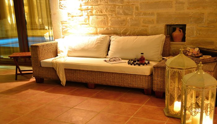 Villa Okalia, Nea Magnisia, Rethymno: Luxury and comfort in a traditional residence with a private swimming pool! View more & make a reservation: http://www.mysunnyescapes.com/svilla.php?id=3