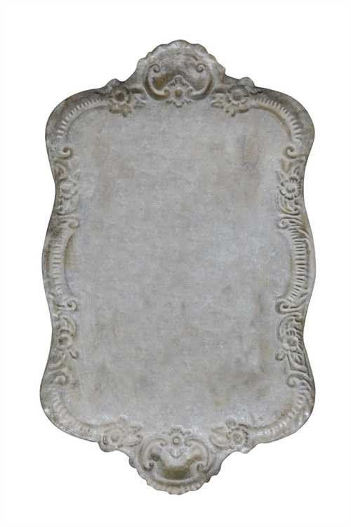 French Chateau Tray. Visit The Shop at Snazzy Little Things #shop #shopsnazzylittlethings #homedecor #frenchstyle #farmhousechic #vintage