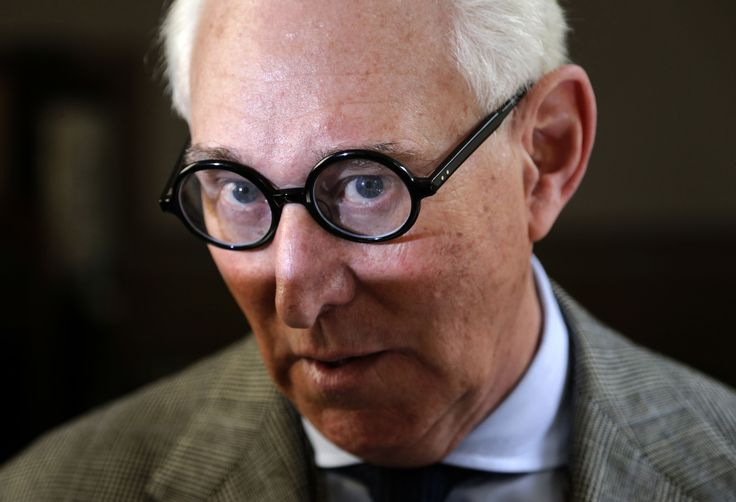 """In a feisty statement to be delivered to the House Intelligence Committee, Roger Stone, President Trump's longtime political adviser, denies any collusion with Russia during last year's presidential election and accuses panel members of """"cowardice"""" for insisting that he testify behind closed doors rather"""