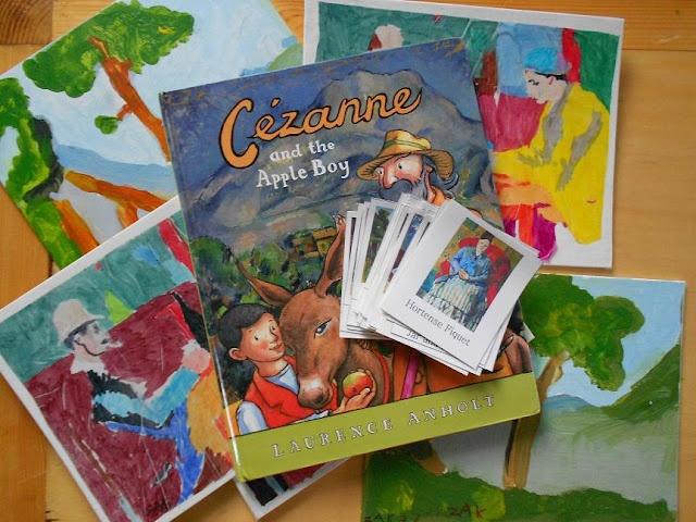 Cezanne, Paul Archives • TeachKidsArt