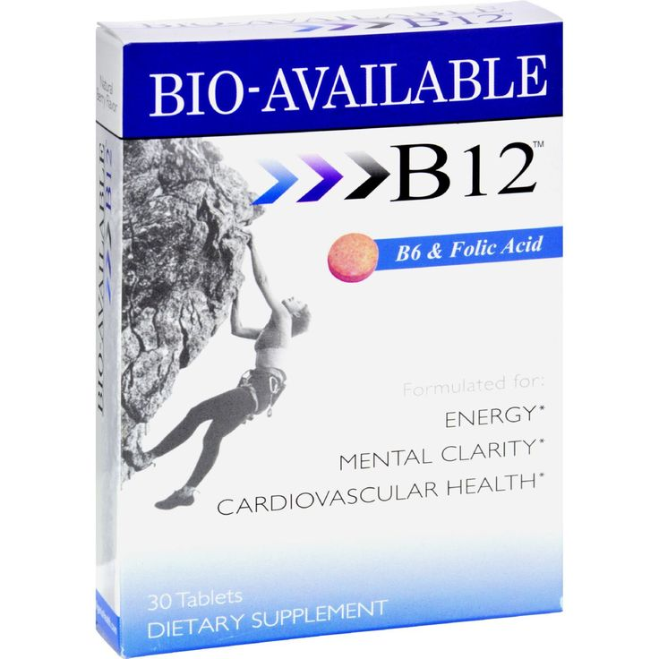 Heaven Sent Sublingual B12 with B6 and Folic Acid - 30 Tablets - Heaven Sent Sublingual B12 with B6 and Folic Acid Description: Increased Energy Cardiovascular Health B Vitamins form are natures feel-good nutrients, promoting energy, stamina, mental clarity and improved mood. We have doctors original, patented Sublingual B-12, B-6 and Folic Acid tablets are designed to dissolve under the tongue to speed B Vitamins directly to the bloodstream where they go to work - without the need for…