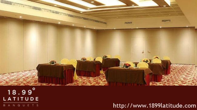 18.99 Latitude -  Wedding Banquets in Mumbai. Get access to the best banquets halls in Mumbai with 18.99 Latitude, 20,000 sq. ft. of pillar less space, perfect for any celebration. For more information visit http://1899latitude.com