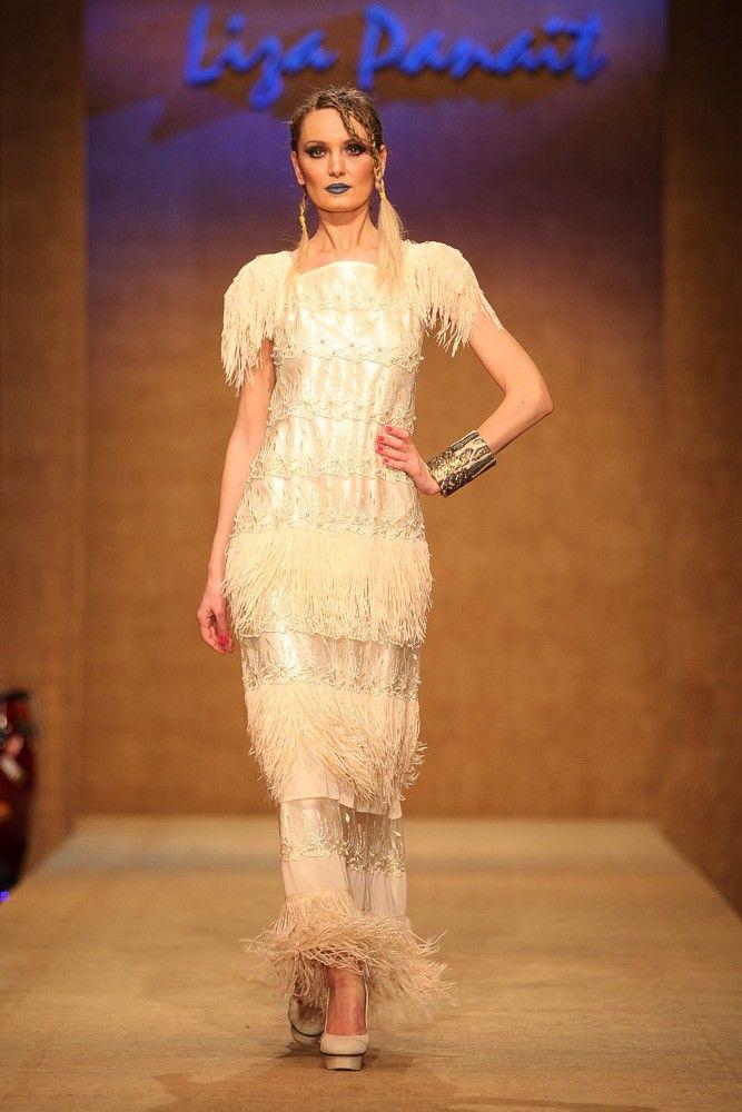 Lace dress - Touareg Collection.
