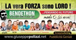 giuseppe Polizzi  BENDETHON crazymarketing genius #crazymarketing #genius #frasi #detti #aforismi #forza #giuseppepolizzi #moda #italia #sicilia #bambini