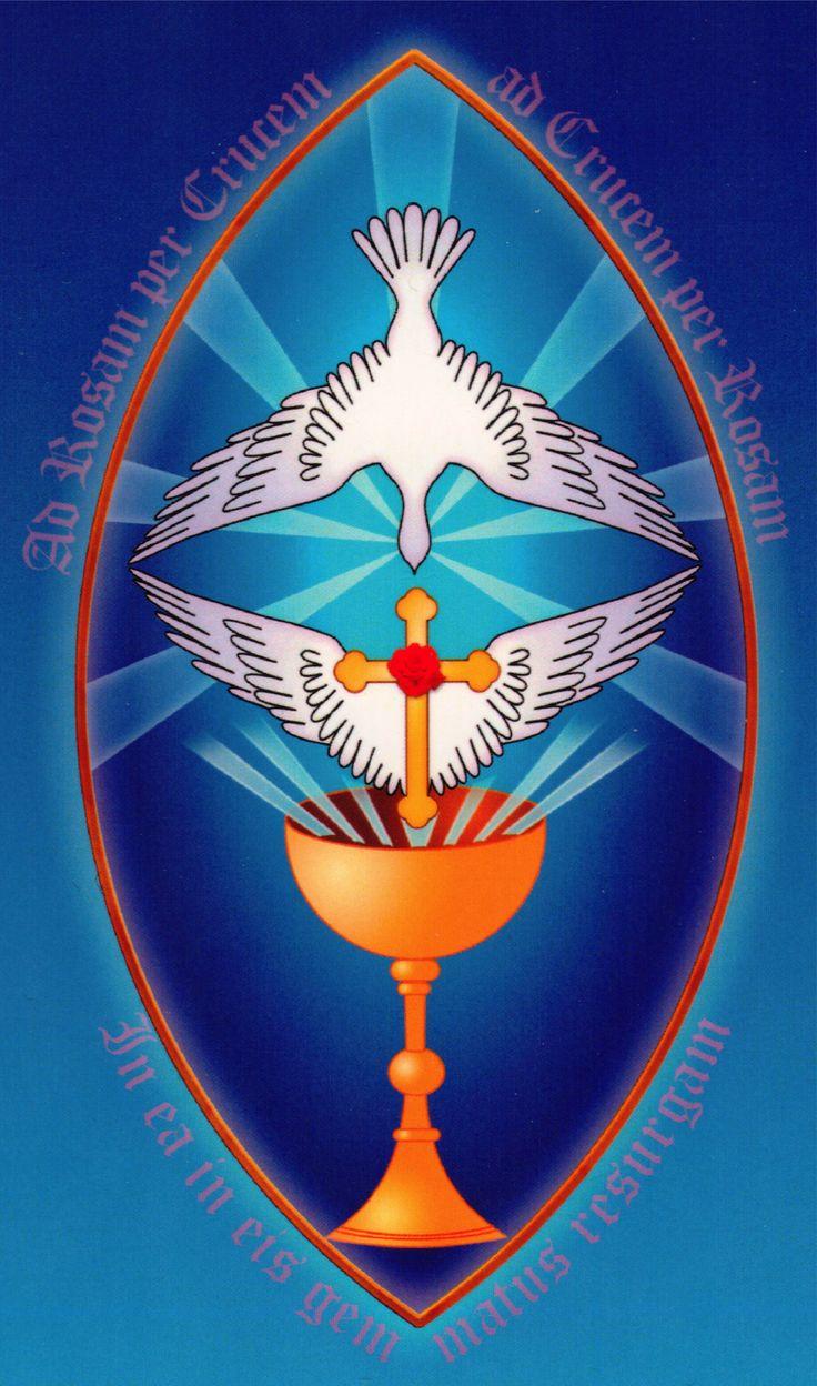 Symbole appartenant à l'Ancien et Mystique Ordre de la Rose-Croix http://www.rose-croix.org/
