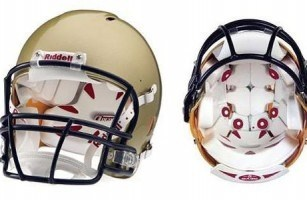 Study Ranks 10 Football Helmets for Concussion Safety: #football