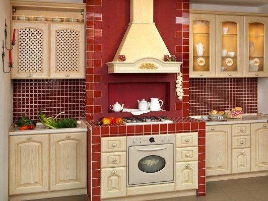 perfect country kitchen - Country Style Kitchen Designs