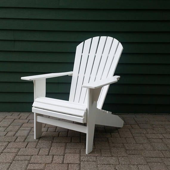 """• Curved Back • Contoured Seat • Hidden Hardware • Stainless-Steel/Weather-Resistant Hardware • Beautiful design • Solid and sturdy • Maintenance-Free This poly lumber Adirondack chair from Truax Timber Co is the best-looking and most comfortable chair. This gorgeous chair completes the look of any porch, backyard, patio, deck, dock, or fire pit area! This is our take on the traditional Adirondack chair. The seat does not sit as deep and is contoured. The chair has a seat depth of 20"""" s..."""