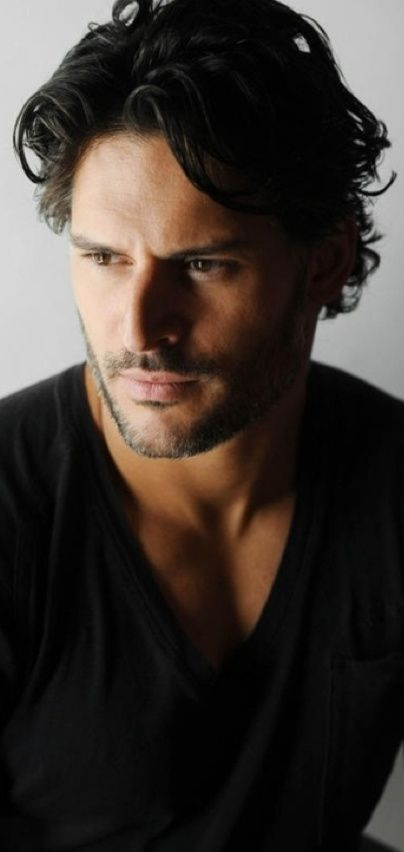 Every time I watch True Blood, I can't get over his complete and utter hotness - Joe Manganiello