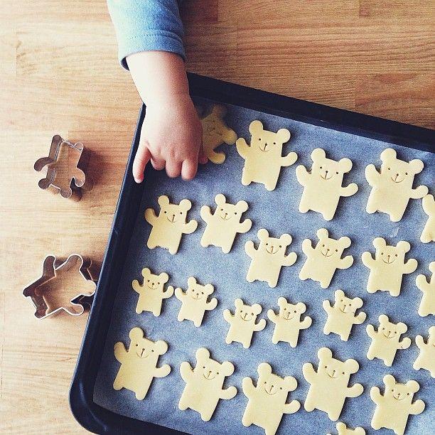 Little Bear Cookies