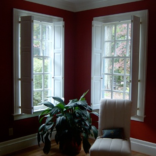 16 best plantation shutters and custom shutters - asheville nc