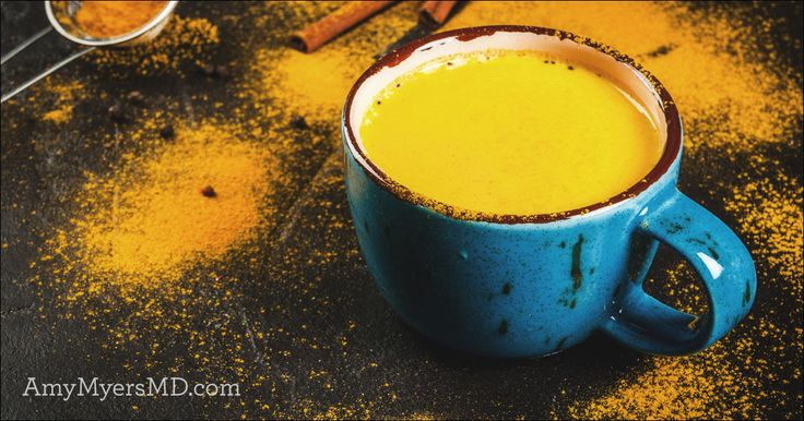 Ditch caffeine for this inflammation-fighting and gut-repairing golden milk recipe that will make starting your day easy and yummy!