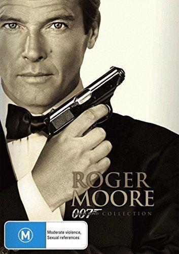 Roger Moore James Bond 007 Collection DVD (7 Movies) @ niftywarehouse.com #NiftyWarehouse #Bond #JamesBond #Movies #Books #Spy #SecretAgent #007