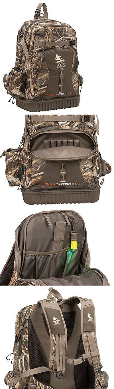 Decoys 36249: Delta Waterfowl Gear Backpack Blind Bag-Max-5 Hunting Decoy, New -> BUY IT NOW ONLY: $138.11 on eBay!