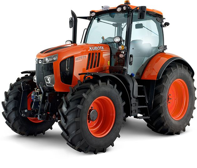 Tractor | Products | Kubota Global Site
