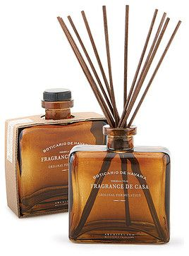Archipelago Boticario De Havana Diffuser 7.6 oz. - transitional - home fragrance - Bliss Home & Design