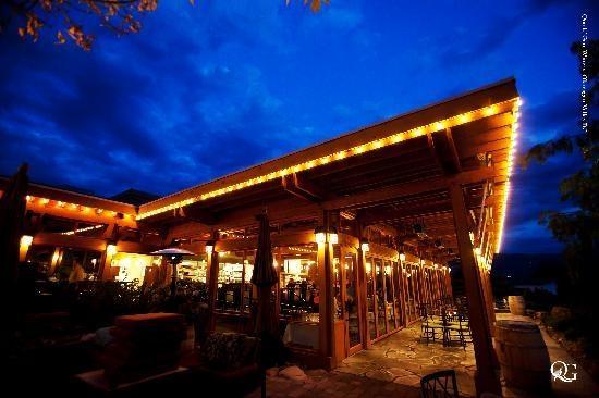 Quail's Gate Winery #Restaurant -- Curated by: Planet Lazer Kelowna   #3-1960 Springfield Kelowna BC V1Y5V7   2507178260