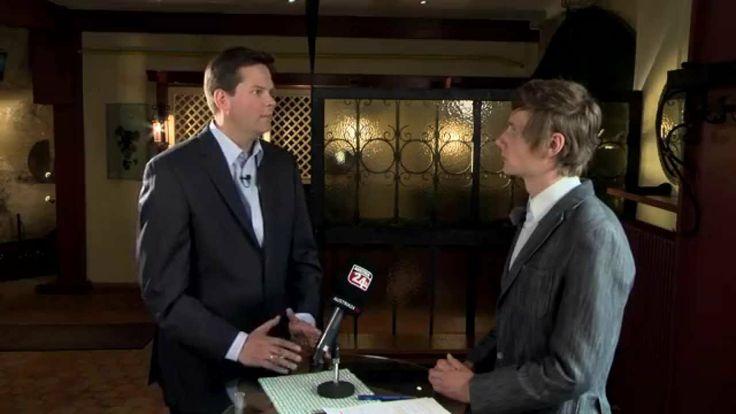 Europawahl 2014: Time2Talk mit Lukas Mandl (ÖVP)   Mehr unter >>> http://a24.me/1jlxogD
