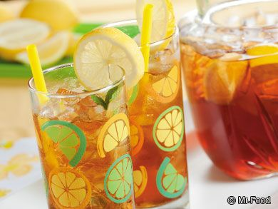 Secret Ingredient Iced Tea | mrfood.com