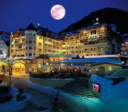 Post Hotel Ischgl If There Are Good Ski Conditions You Can Directly